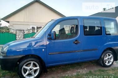 Fiat Doblo пасс. 2003 в Гусятине