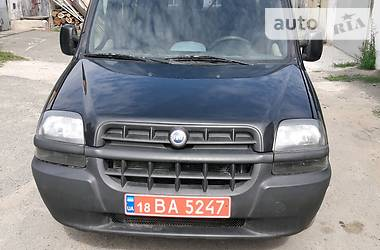 Fiat Doblo пасс. 2004 в Ровно