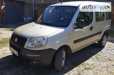 Fiat Doblo пасс. 2011 в Сумах