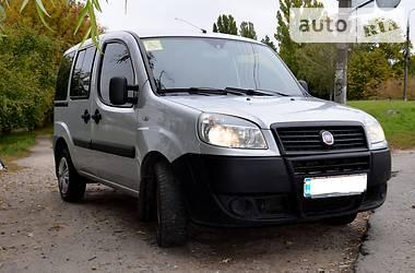 Fiat Doblo пасс. 2011 в Виннице