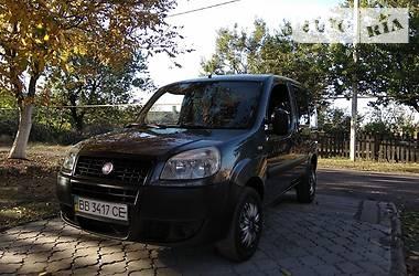 Fiat Doblo пасс. 2011 в Донецке