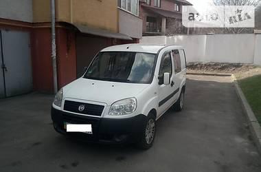Fiat Doblo пасс. 2008 в Львові