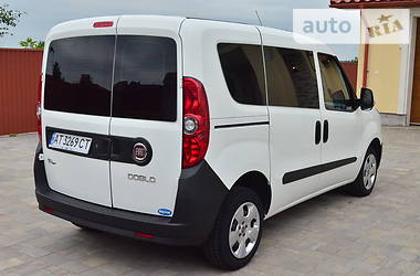 Fiat Doblo пасс. 2014 в Коломые