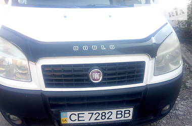 Fiat Doblo пасс. 2008 в Кельменцах