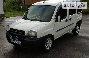 Fiat Doblo пасс. 2003 в Житомире
