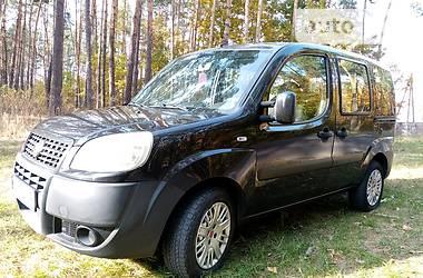 Fiat Doblo пасс. 2009 в Житомире