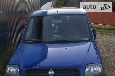 Fiat Doblo пасс. 2004 в Межгорье