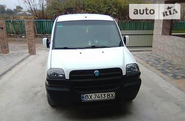 Fiat Doblo пасс. 2004 в Каменец-Подольском