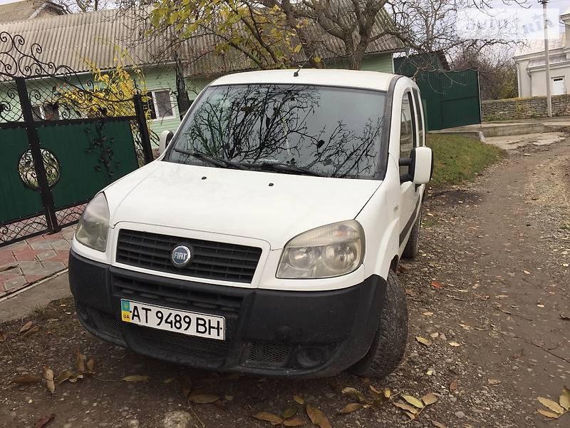 Fiat Doblo пасс. 2006 в Новоселице
