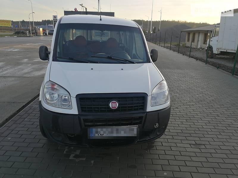 Fiat Doblo пасс. 2013 в Львове