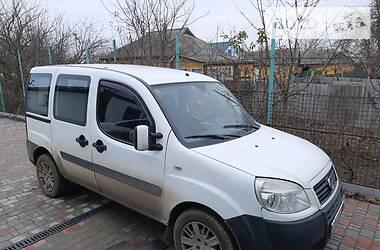 Fiat Doblo пасс. 2009 в Монастырище