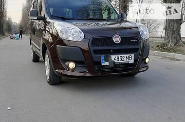Fiat Doblo пасс. 2014 в Каменском