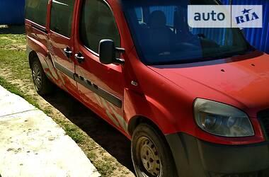 Fiat Doblo пасс. 2007 в Хусте
