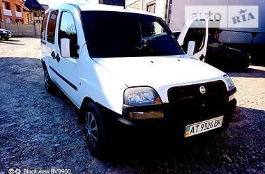 Fiat Doblo пасс. 2005 в Тячеве