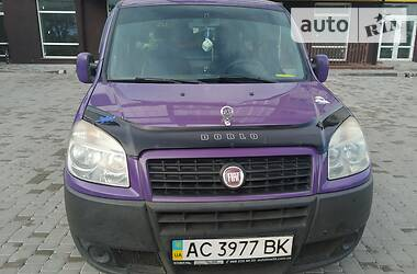 Fiat Doblo пасс. 2007 в Ковеле