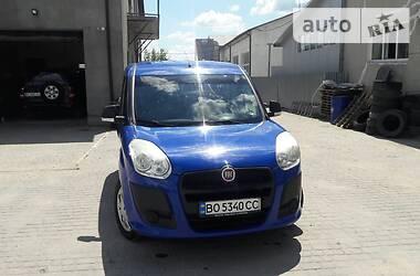 Fiat Doblo пасс. 2012 в Бережанах