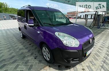 Fiat Doblo пасс. 2010 в Полтаве