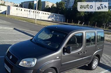 Fiat Doblo пасс. 2007 в Черкассах