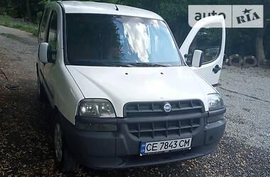 Fiat Doblo пасс. 2005 в Черновцах