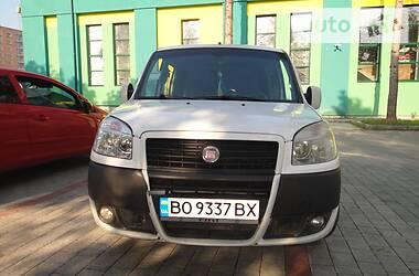 Fiat Doblo пасс. 2008 в Тернополе