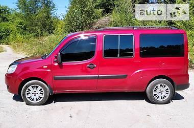 Fiat Doblo пасс. 2008 в Вольногорске