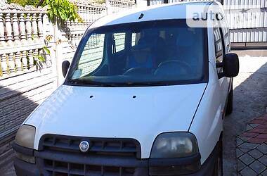 Fiat Doblo пасс. 2002 в Хмельнике