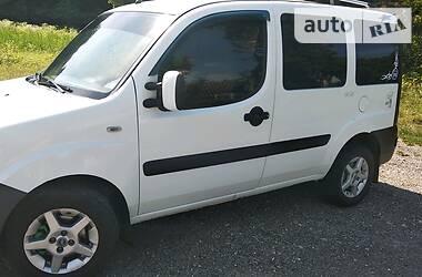 Fiat Doblo пасс. 2006 в Теребовле