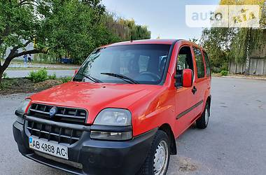 Fiat Doblo пасс. 2001 в Виннице