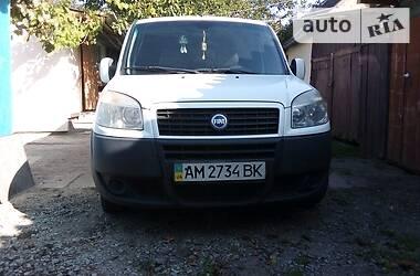 Fiat Doblo пасс. 2006 в Житомире