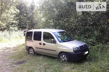 Fiat Doblo пасс. 2001 в Ивано-Франковске
