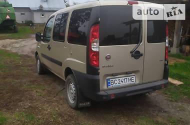 Fiat Doblo пасс. 2013 в Радехове