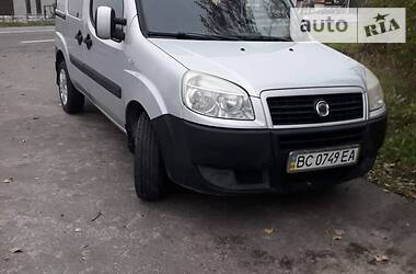 Fiat Doblo пасс. 2007 в Львове