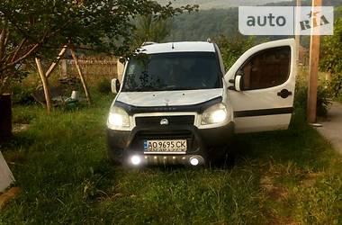 Fiat Doblo пасс. 2006 в Воловце