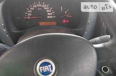 Fiat Doblo пасс. 2002 в Сколе