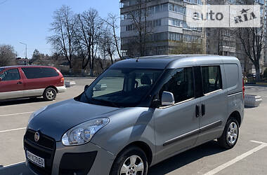 Fiat Doblo пасс. 2013 в Киеве