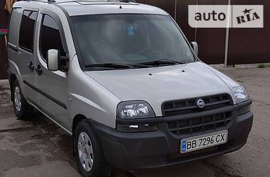 Универсал Fiat Doblo пасс. 2005 в Рубежном