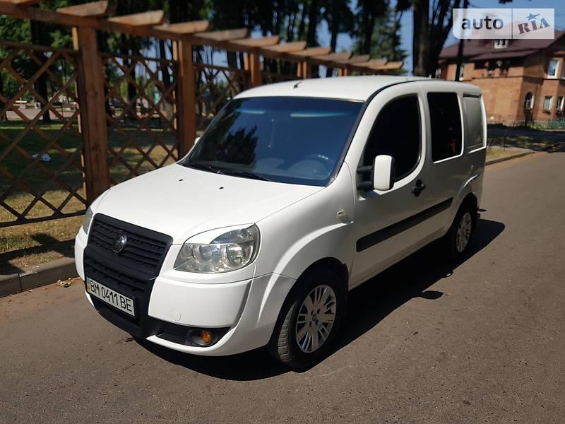 Пикап Fiat Doblo пасс. 2005 в Сумах