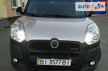 Минивэн Fiat Doblo пасс. 2010 в Полтаве