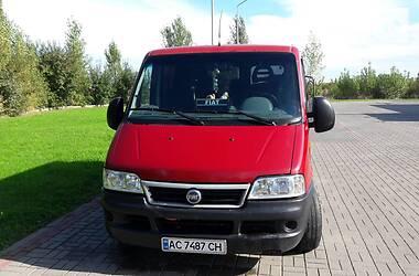 Fiat Ducato пасс. 2005 в Нововолынске