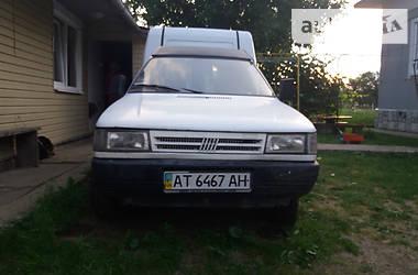 Fiat Fiorino груз. 1993 в Ивано-Франковске