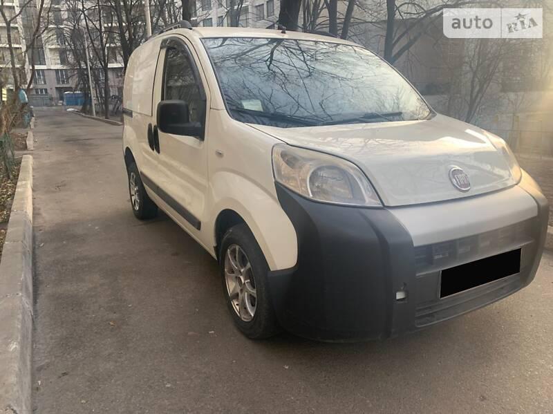 Fiat Fiorino груз. 2011 в Киеве