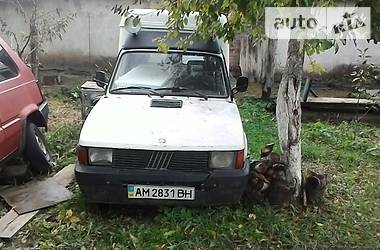 Fiat Fiorino пасс. 1987 в Попельне