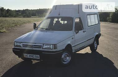 Fiat Fiorino пасс. 1995 в Любешове