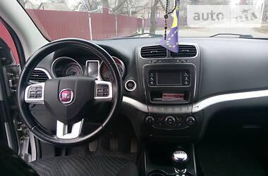 Fiat Freemont 2011 в Пирятине