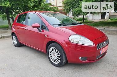 Хэтчбек Fiat Grande Punto 2009 в Луцке