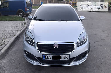 Седан Fiat Linea 2016 в Кропивницком