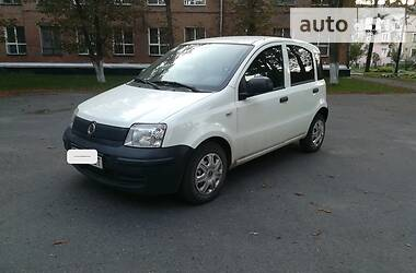 Fiat Panda 2011 в Сосновке