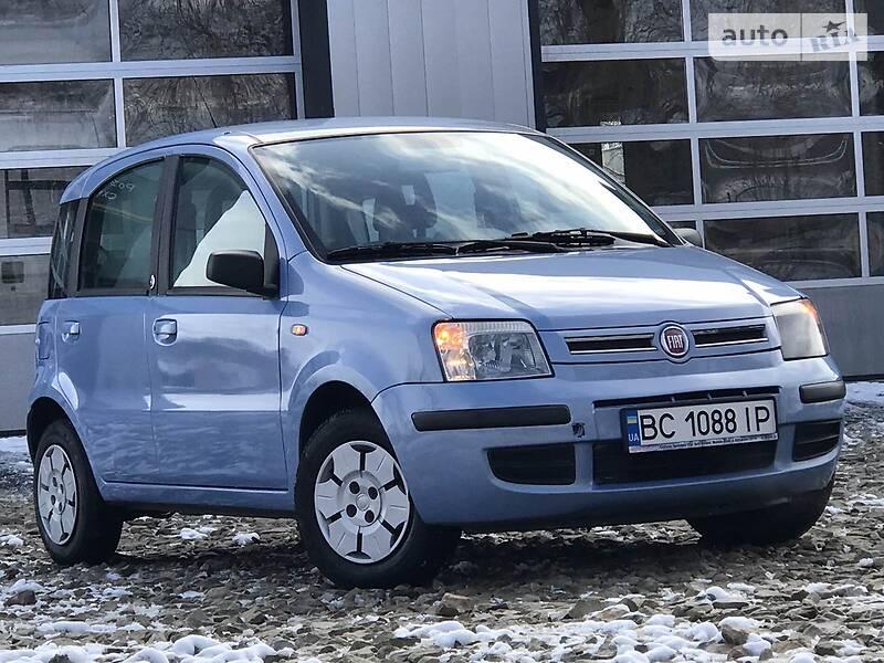 Fiat Panda 2009 в Дрогобыче