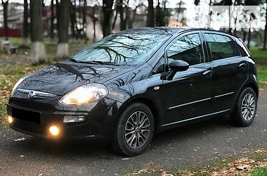 Fiat Punto Evo 2012 в Ивано-Франковске
