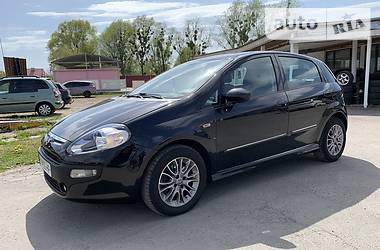 Fiat Punto Evo 2011 в Бродах